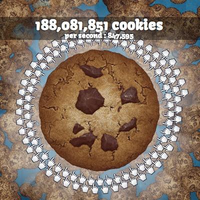 Cookie clicker de nieuwste verslavende online game