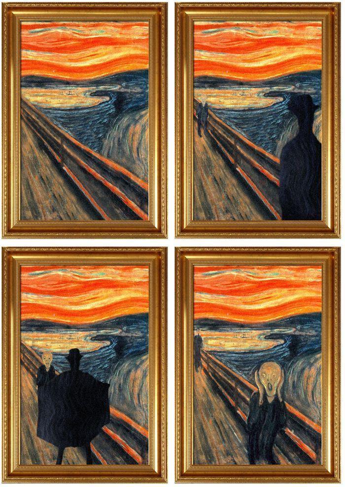 bekende kunstwerken