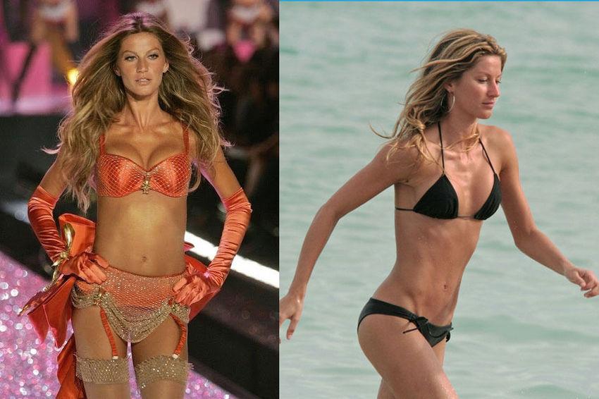 Sambal – A-cup wordt C-cup op catwalk Victoria's Secret Miranda Kerr Victoria's Secret